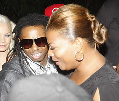 lil wayne & the queen