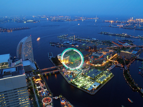 Yokohama: View from the top