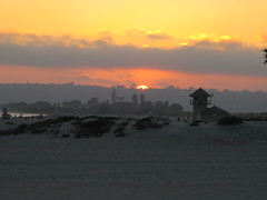 Almost sunset (antiphase) Tags: california sandiego baywatch