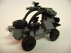 """Viper"" LTV (Battledog) Tags: lego military cart buggy moc"