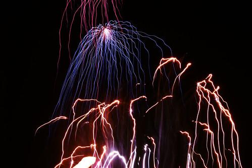 Jellyfish Fireworks