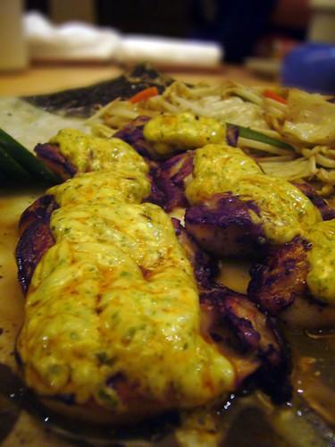 teppanyaki oyster