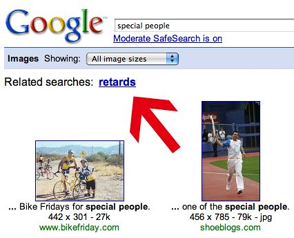 Google Retard