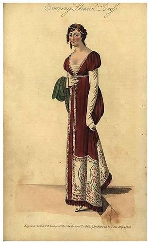 Evening dress-3 1810