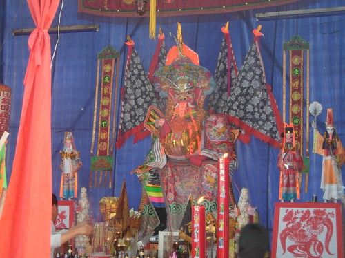 hungry ghost festival, god of hades