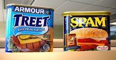 Treet & Spam