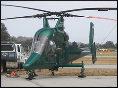 Kaman K-Max Heavy Lift Chopper (Dusty_73) Tags: chopper aircraft aviation helicopter watsonville kaman kmax heavylift synchropter