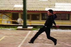 Haciendo Hambre... (Bud_Spencer) Tags: gabriel soccer futbol enano pelota correr leprechaun chaun