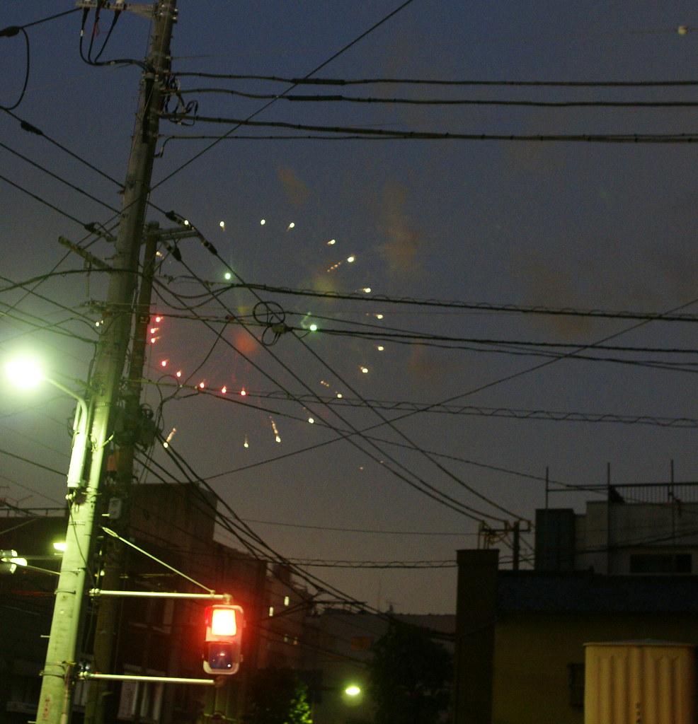 隅田川花火2008