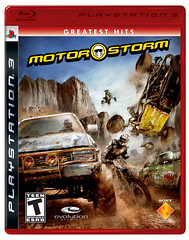 PS3 Greatest Hits MotorStorm