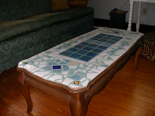 Antique Butterfly Table