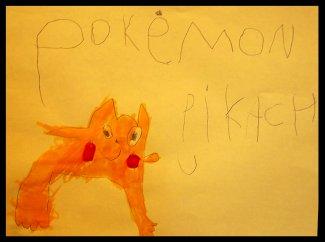 Pikachu for Violet