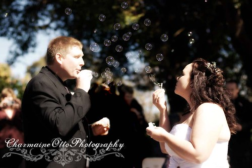 Bubble ceremony......