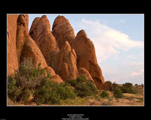 Arches National Park by you.