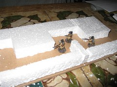25/28mm Trenches (stage 1)