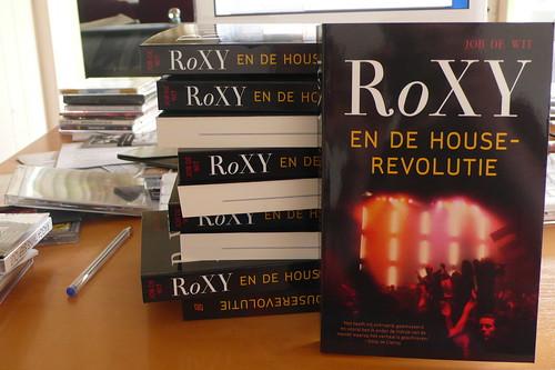 Roxy en de Houserevolutie stapel