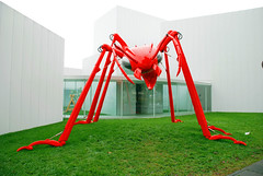 Ant appeared (56ckr) Tags: art japan design contemporaryart aomori 青森 towada towadaartcenter 十和田市現代美術館