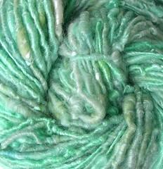 seafoam handspun