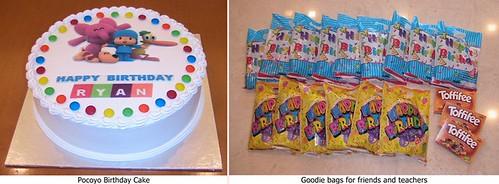 Big Buddy's 4th Birthday Party School 1
