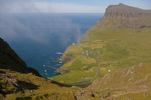 Faroe Islands - Gásadalur