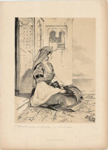Jewish Woman of Gibraltar