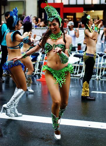 Asakusa Samba Festival 11
