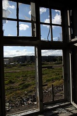 The Outside World (Beatwolf) Tags: abandoned window view fenster abandon brokenwindow ruined nordvest ramme smadret