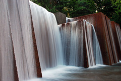 Ira's Fountain (Gigapic) Tags: park usa art public water fountain oregon portland waterfall united manmade states ira interestingness76 photofaceoffwinner pfogold