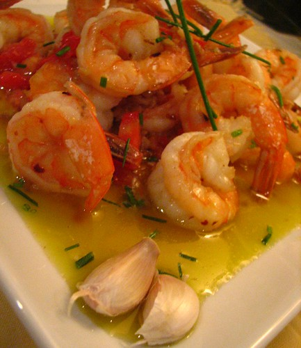 Gambas Al Ajillo Famous For All The Right Reasons We Are Never Full