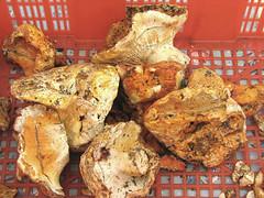 Farmers' Market - IMG_3662a (kawilson) Tags: california mushroom losangeles farmersmarket farmers market santamonica mercado lobster hypomyces lactifluorum