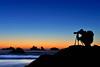 Twilight Blues (Tomaocron) Tags: sunset beach silhouette oregon photographer dusk profile bec d700 goldstaraward skyascanvas alemdagqualityonlyclub alemdaggoldenaward