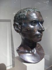 Bronze head of a Man (peterjr1961) Tags: nyc newyorkcity newyork art museum met themet metropolitanmuseumofart