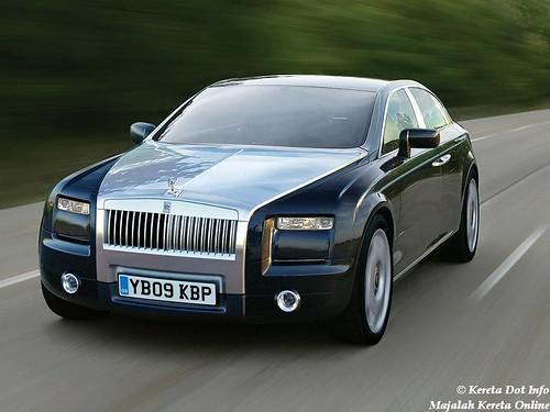 2010 Rolls Royce RR4