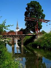 Mariefreds kyrka (foje64) Tags: castle drawbridge gripsholm mariefred