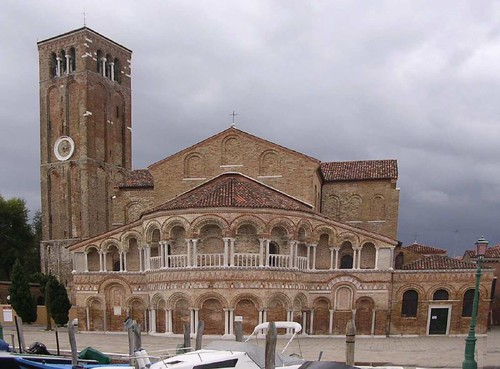 Basilic Of Saint Mary And Saint Donato Venice Wiki La