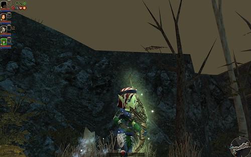 Twlight Armour, Starfall (cm)
