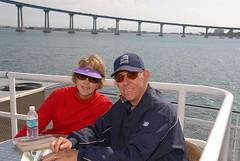 Bay tour guests (Port of San Diego) Tags: cruise port bay sandiego embarcadero tours coronadobridge nassco portofsandiego workingwaterfont