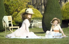 Kiera Knightley in 'The Duchess' (janet7r) Tags: costumes film actress chatsworth kieraknightley theduchess
