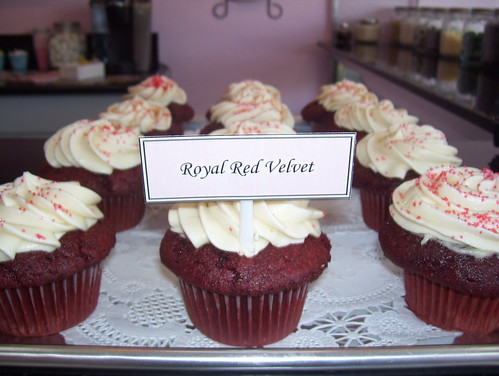Royal Red Velvet