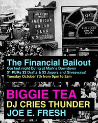 The Financial Bailout