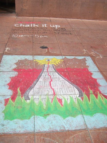 Chalk it Up ad