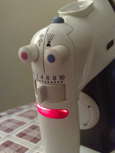 My Iron has a Face