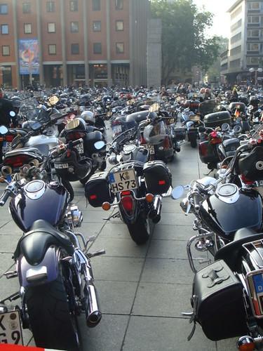 摩托车节 by chen_bauer.