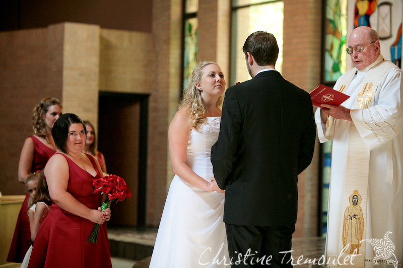 Tricia & Daniel - Wedding Photography in The Woodlands, Texas
