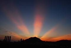 l Penang Island @ sunrise (roofgarden) Tags: morning sunset sky nature sunrise landscape landscapes georgetown views greatshot penang 5000 thebest 6000 1000views enjoylife ogm ineffable goldenglobe 333views  5000views pulaupinang supershot 100faves 6000views 200faves grouplife myphotobook enstantane 300faves skycloudssun ourplanet flickraward flickrdiamond penangsunrise flickrslegend naturessilhouettes ilustrarportugal dragongold world100f 500comments worldtrekker natureselegantshots multimegashot discoveryphotos alemdagqualityonlyclub yourcountry damniwishidtakenthat allmemorieswelcome nikonflickraward 100commentsgroup colorsinourworld ubej lightpaintersociety saariysqualitypictures novavitanewlife nikonflickrawardgold nikonflickraward50mostinteresting platinumpeaceaward