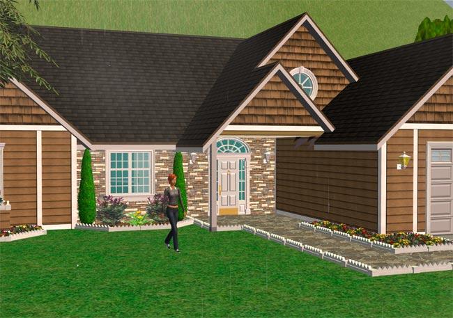 good house ideas sims 2 - house interior