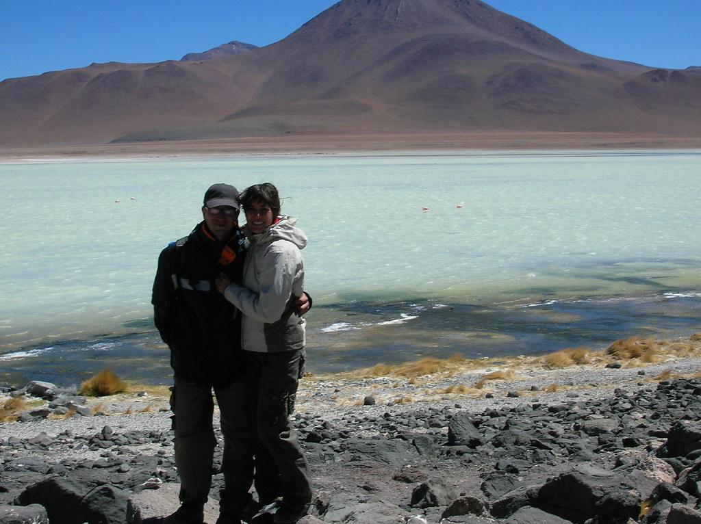 BOLIVIA. Laguna Blanca