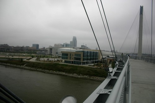 Council Bluffs-Omaha Walking Bridge