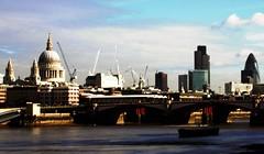London - Thames river view - London