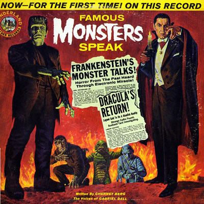 Famous Monsters Speak (by senses working overtime)